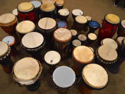CANCELLED Drum Circle & Percussion